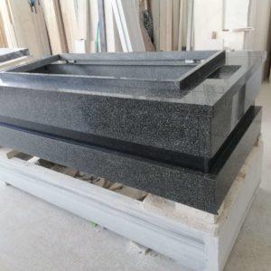 Aydın Yerli Granit Mezar Modelleri