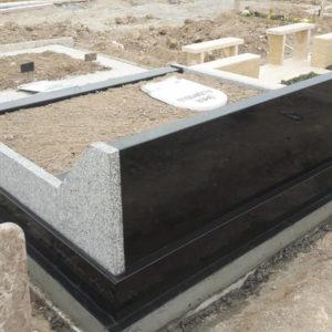 Denizli Yerli Granit Mezar Modelleri