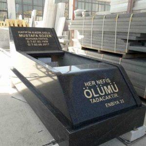 Hakkari Yerli Granit Mezar Modelleri
