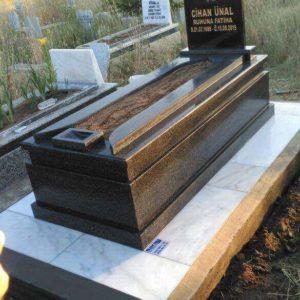 Isparta Yerli Granit Mezar Modelleri
