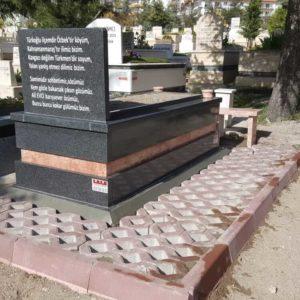 İzmir Yerli Granit Mezar Modelleri
