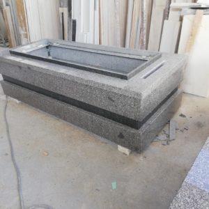 Kırklareli Yerli Granit Mezar Modelleri