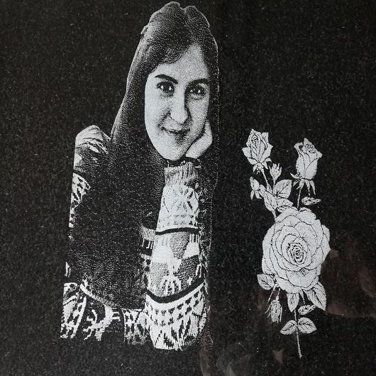 Ankara Mezar Taşına Resim ve Yazı Örnekleri