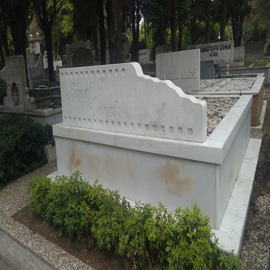 Karışık ve aile Ankara Mezar Örnekleri