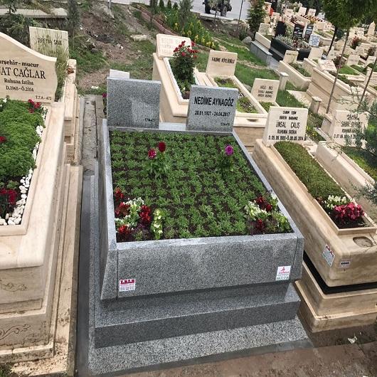 Orjinal Granit Ankara Mezar Örnekleri