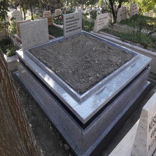 Yerli Granit Ankara Mezar Örnekleri