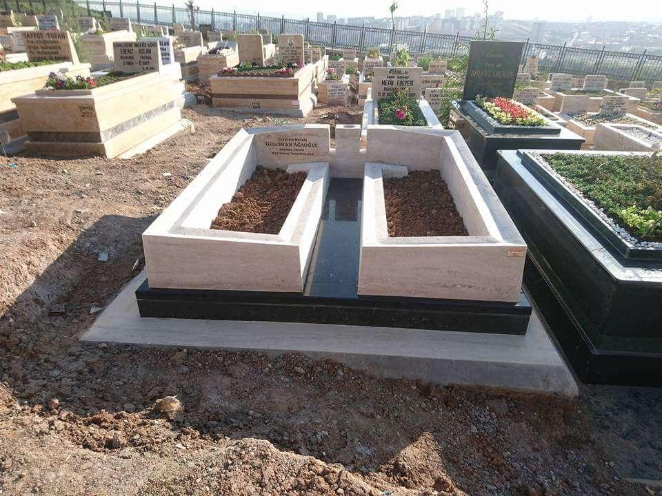 değişik özel tasarım mezar yapım